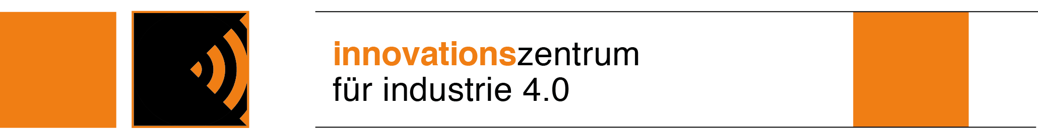 Innovationszentrum für Industrie 4.0 Logo